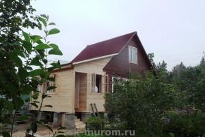 Купить деревянный домик Подмосковье