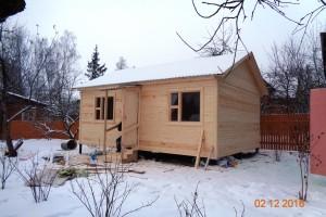 Недорогие дачные домики под ключ