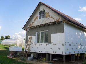 Утепление домов в Мосве и московской области, утепление домов фасадов,  утепление фасадов, утепление фасадов домов,Утепление дачных домов, утепление дачных домов(фасадов)